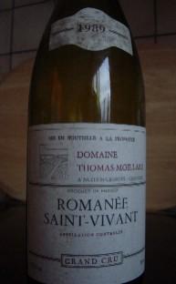 Romanée Saint-Vivant